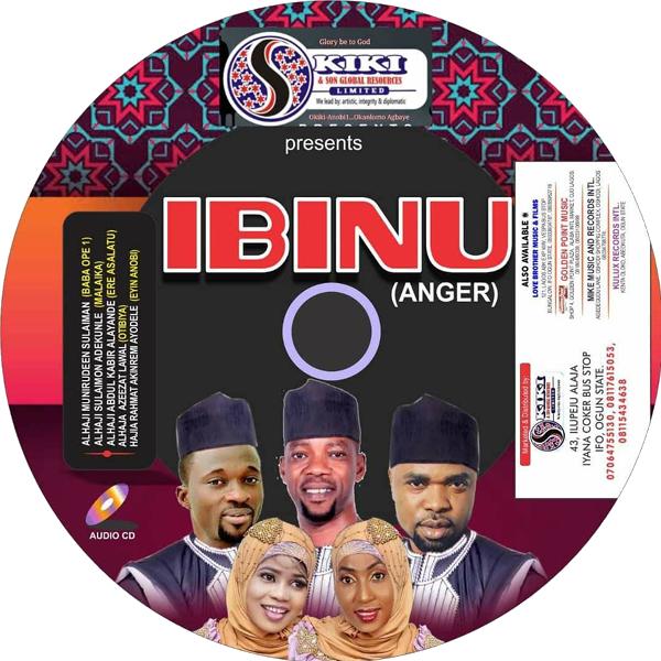 Ibinu CD 2