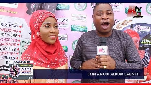 Eyin Anobi Album Launch